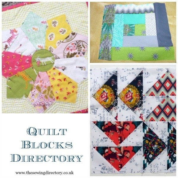 Stylish quilt blocks 12.5 Quilt Block Patterns