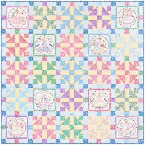 Stylish southern belles free pattern robert kaufman fabric company 10 Unique Southern Belle Quilt Pattern