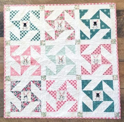Unique 25 free ba quilt patterns tutorials polka dot chair New Patchwork Baby Quilt Pattern Inspirations