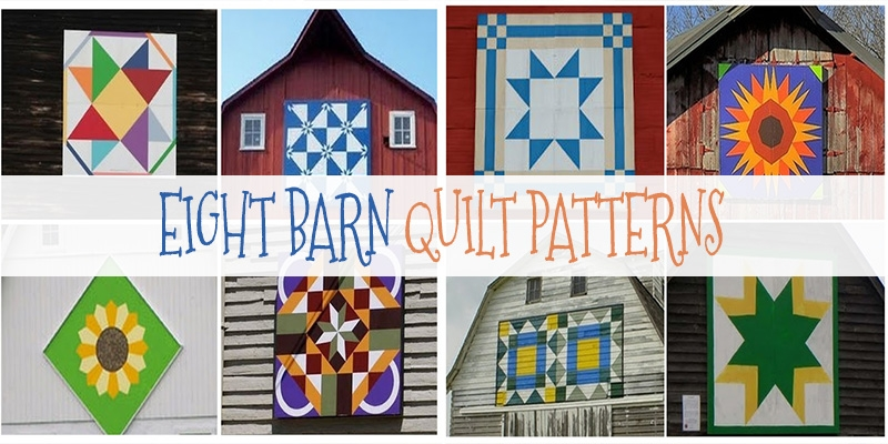 Unique barn quilt patterns designs ideas more 9   Barn Quilt Block Pattern