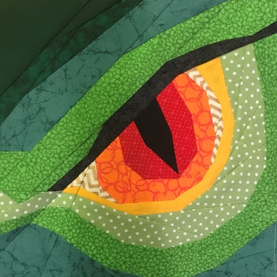 Unique fandom in stitches dungeons dragons dragon eye 9 Modern Dragon Quilt Patterns Inspirations