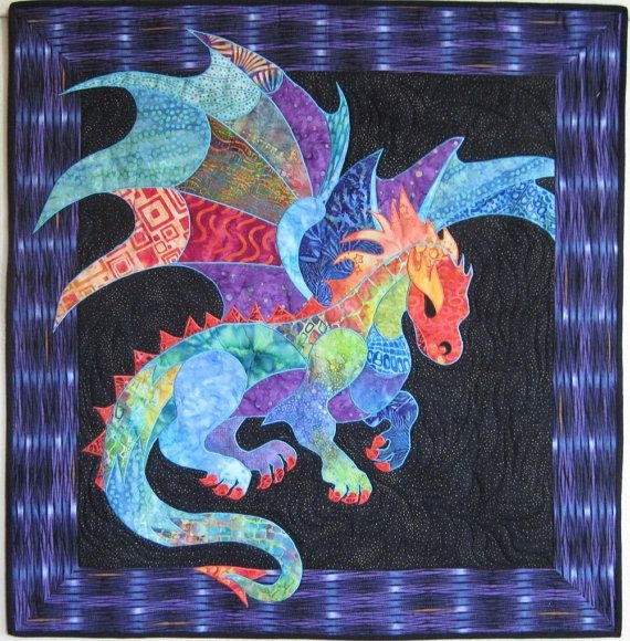 Permalink to 9 Modern Dragon Quilt Patterns Inspirations