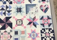 001sp 18 quilt as you go made vintage bom Elegant Quilt As You Go Made Vintage Gallery