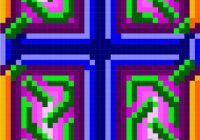 0088 celtic cross 09 quilt pattern celtic knotwork quilt Modern Celtic Cross Quilt Pattern Gallery
