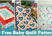10 free ba quilt patterns Cozy Handmade Quilts Patterns Inspirations