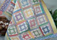 10 simple churn dash quilt patterns easy block with big 10 Beautiful Vintage Churn Dash Quilt Pattern Inspirations