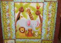 103 best panel quilts sew easy images on pinterest ba quilts Unique Baby Quilt Panels To Sew
