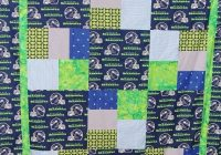 111 best sea hawks quilts images on pinterest seattle Stylish New Quilting Fabric Seattle Gallery