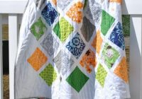 15 ba quilt patterns that will melt your heart ideal me Interesting Easy Crib Quilt Patterns Gallery
