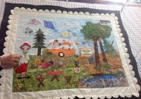 15 best campers images on pinterest quilt block patterns Modern B Right On Quilting Sewing & Vacuum Brighton Co Gallery
