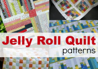 15 quick quilt patterns easy to make the sewing loft Free Easy Patchwork Quilt Patterns Inspirations