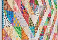 1578 best half square triangle quilts images on pinterest Interesting Triangle Quilts Patterns Inspirations