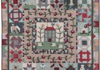 2015 bom my country house lynette anderson Stylish Lynette Anderson Quilt Patterns Inspirations