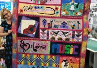 2020 row row Row By Row Quilt Patterns Inspirations