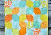 25 ba quilt patterns the polka dot chair Easy Quilt Pattern Ideas Inspirations