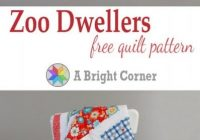 25 ba quilt patterns the polka dot chair Elegant Patchwork Cot Quilt Patterns Free Inspirations