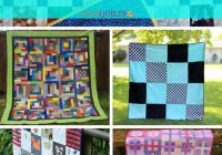 26 free quilting patterns for children kid quilts Stylish Patchwork Quilt Patterns Free Inspirations