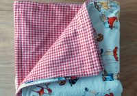 30 minute ba blanket Unique Sew Easy Baby Quilt Inspirations