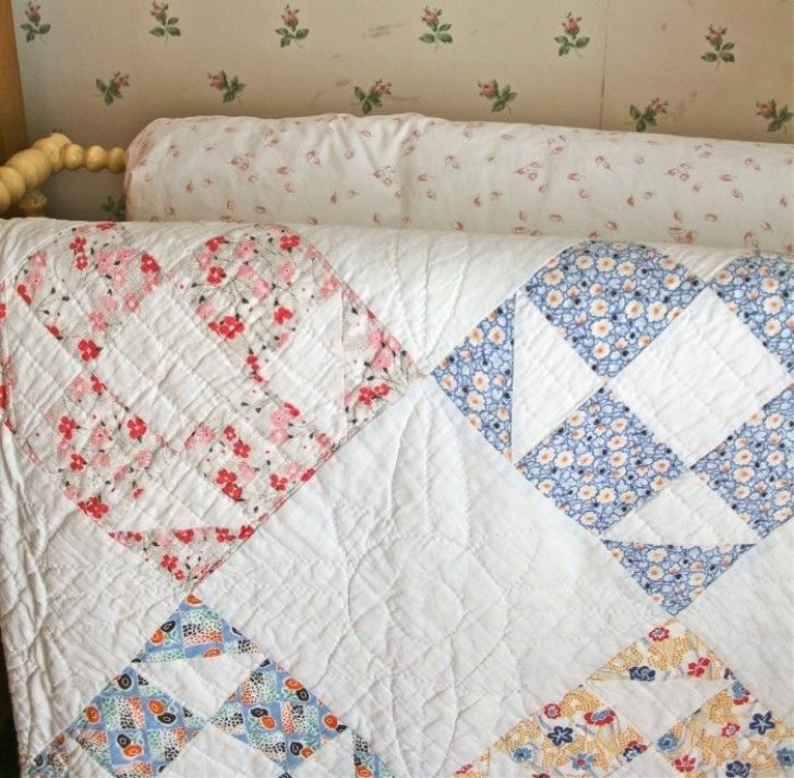 Permalink to Elegant Vintage Looking Quilts Inspirations