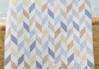 33 shades of green neutral colors chevron quilt for sister Elegant Chevron Quilt Pattern Using Rectangles