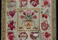 36 best vintage valentine quilt images on pinterest vintage Elegant Vintage Valentine Quilt Pattern Verna Mosquera Inspirations