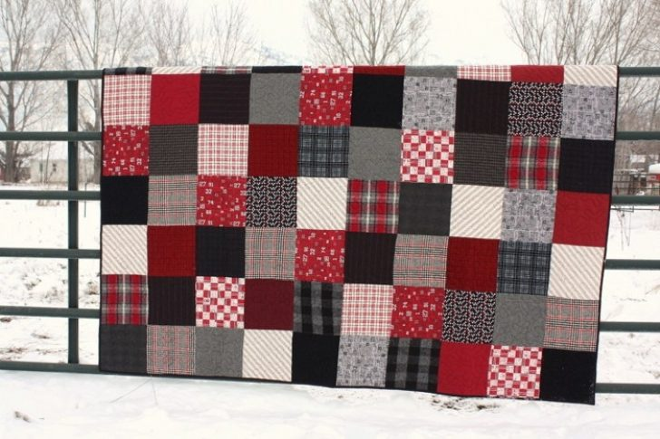 Permalink to 11 Interesting Easy Flannel Quilt Patterns