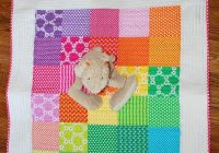 40 easy quilt patterns for the newbie quilter ba quilts Interesting Quilt Patterns For Babies Inspirations