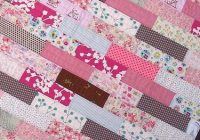 40 easy quilt patterns for the newbie quilter quilts Stylish Easy Patchwork Quilt Patterns Inspirations