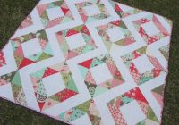 45 free easy quilt patterns perfect for beginners page 2 Interesting Beginner Quilting Patterns Inspirations