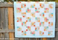 50 free easy quilt patterns for beginners sarah maker 9 New Perfect Ten Quilt Pattern Free Inspirations