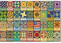 50 state quilt block patterns fairfield world blog Interesting Traditional Quilt Block Patterns Gallery