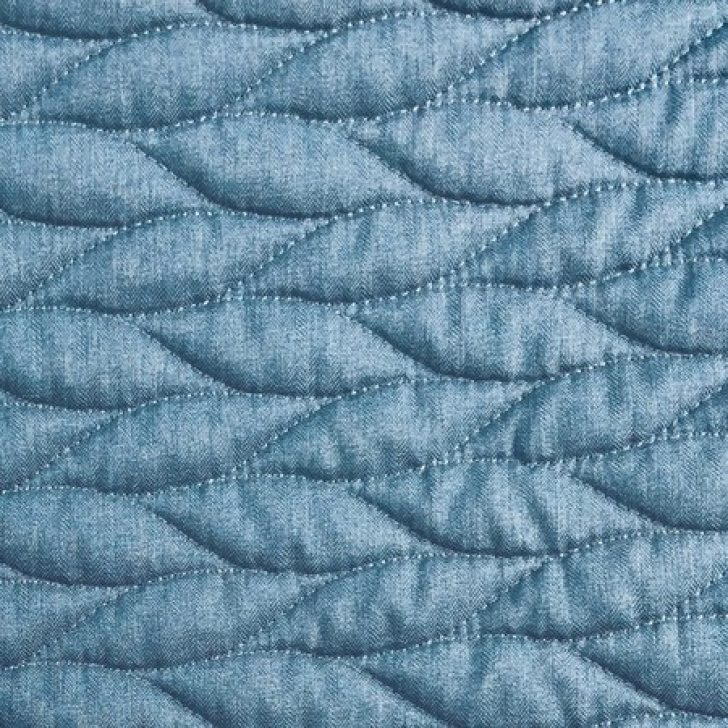 Permalink to Elegant Pre Quilted Fabric By The Yard