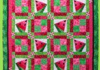 6006 crazy watermelon quilt pattern 6006 Unique Watermelon Quilt Pattern Inspirations