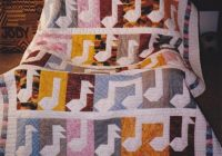 7 rockin quilts for music lovers Modern Music Themed Quilts Gallery