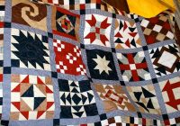 7 stunning sampler quilt patterns Cozy Sampler Quilt Block Patterns Gallery