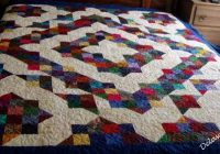 9 patch variation Stylish 9 Patch Quilt Pattern Variations Gallery