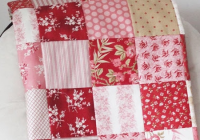 a beginners patchwork quilt tutorial quilting cub Unique Patchwork Quilt Patterns For Beginners Gallery