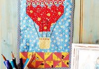a free pdf hot air balloon quilt block pattern to download 11   Hot Air Balloon Quilt Pattern