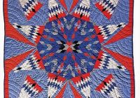 a spectacular collection of native american quilts arts Elegant Indian War Bonnet Quilt Pattern Inspirations