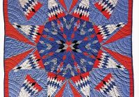 a spectacular collection of native american quilts arts Elegant Native American Quilt Patterns