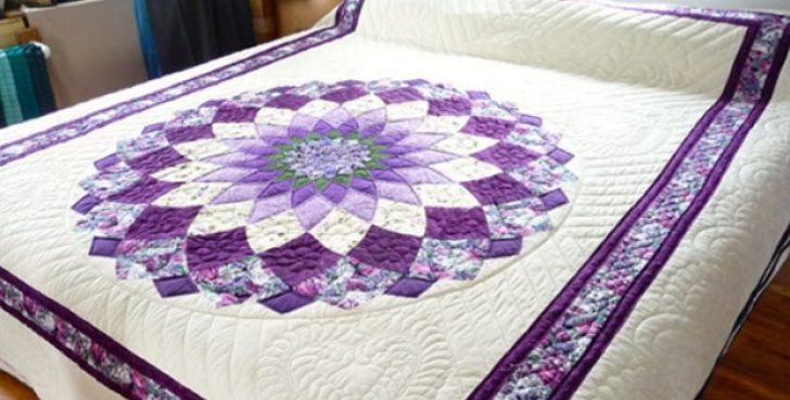 Permalink to 10 Cozy Giant Dahlia Quilt Pattern Gallery