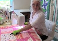 a super easy design for quilting your quilt quilting digest Stylish QuiltThrough Design Gallery