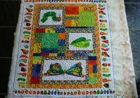 addicted to quilts hungry caterpillar Unique Hungry Caterpillar Quilt Pattern