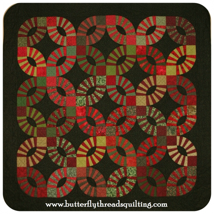 Permalink to Cozy Pickle Dish Quilt Pattern