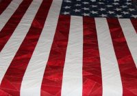 american flag quilt 10 New American Flag Quilt Patterns