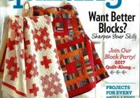 american patchwork quilting april 2020 issue 145 Elegant American Patchwork And Quilting Patterns