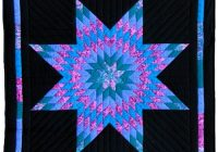 amish quilts and their pattern names lone star amish Interesting Amish Quilt Pattern Names Gallery