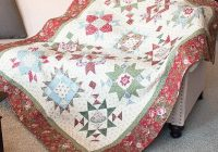 among the stars block of the month quilt pattern its sew Cool Block Of The Month Quilt Patterns
