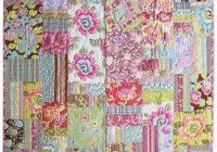 amy butler designgypsy caravan fat quarter quilt pattern Elegant 3 Fabric Quilt Idea Gallery