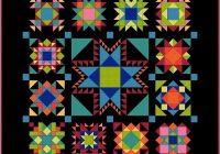 an amish sampler quilt for 2012 Modern Amish Quilt Block Patterns